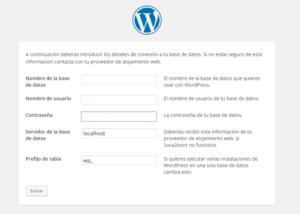 wordpress desde tu pc instalación