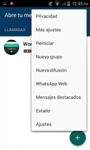 whatsapp plusla primera versión