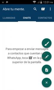 whatsapp plus la primera versión de todas