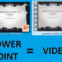 Convertir Documento de Power Point en video