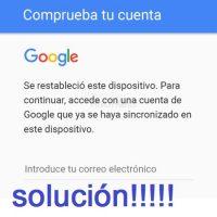 Eliminar Cuenta Antirrobo de Google en Cualquier Android 2020 By Angellomix