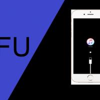 Cómo entrar en modo DFU o Restauración en un iPhone o iPad Modo Reset