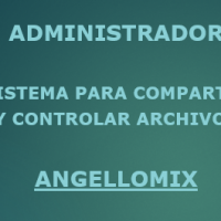 Administrador by Angellomix