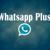 Whatsapp plus Julio 2019
