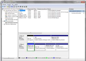 Solucion a disco duro que no lo reconoce la computadora, solucion desactivado por colicion defirmas