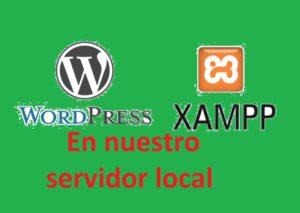 wordpres y xampp