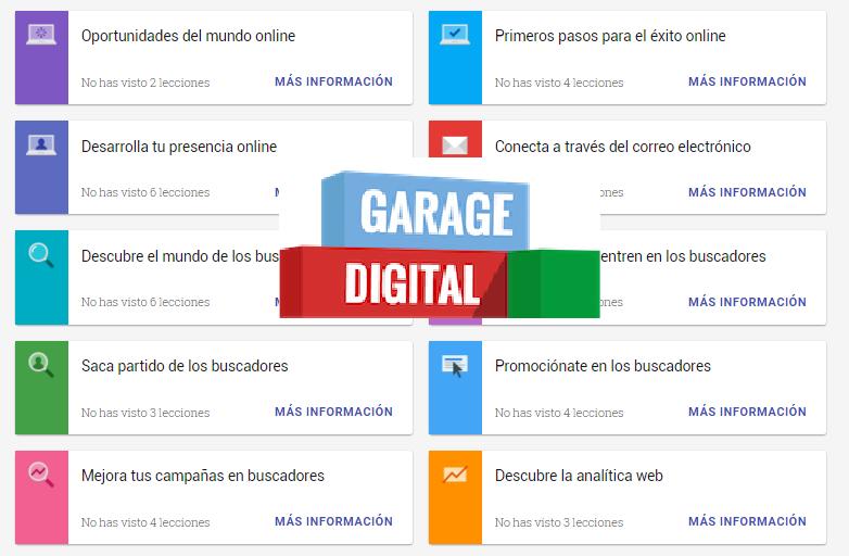 garagedigital google