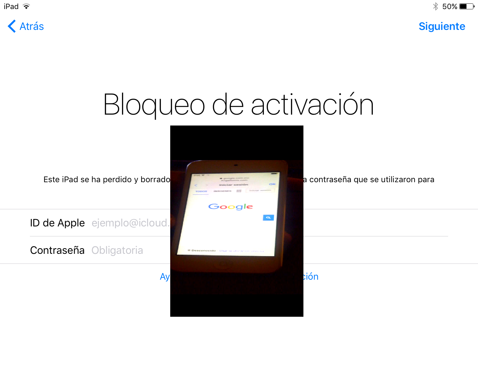 Saltar bloqueo de activación en una iPod touch (5th generation) by angellomix