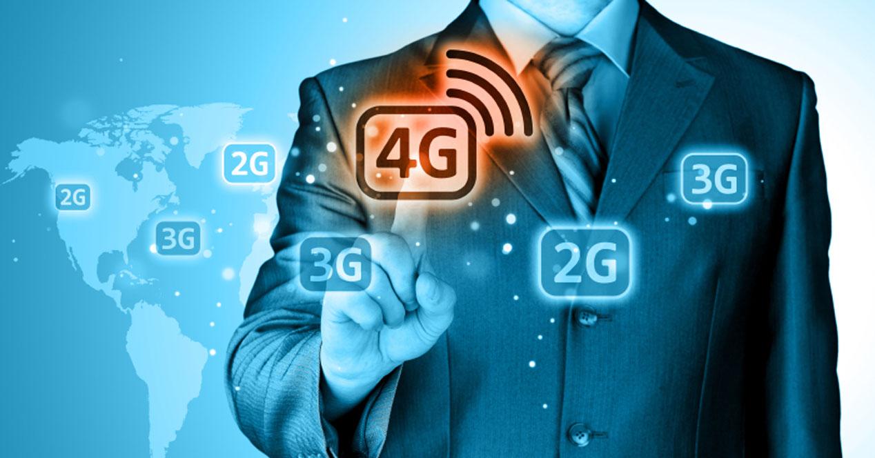 Configuración de VPN celulares que no aceptan los datos móviles cualquier compañía