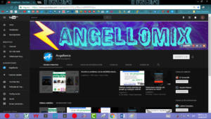 tema youtube