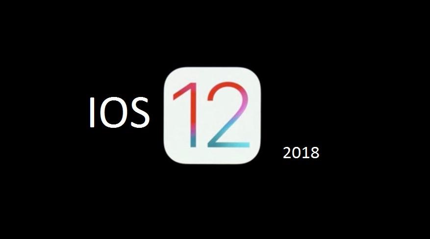 Nuevo IOS 12 lo mas actual en Iphone