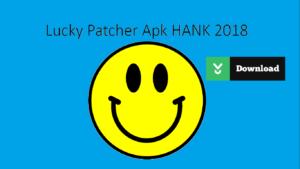 Lucky Patcher Apk HANK 2019