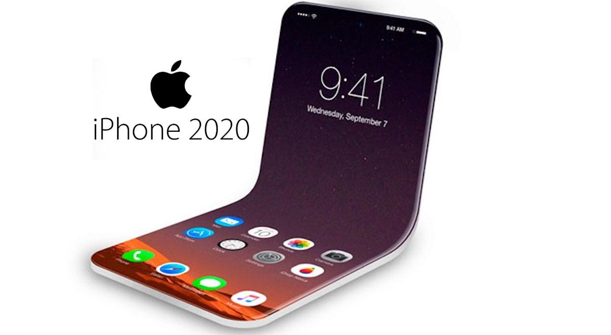 El teléfono plegable de Apple que se lanzará en 2020 tendrá un enfoque diferente