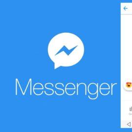 Ahora puede cancelar mensajes enviados de Facebook Messenger