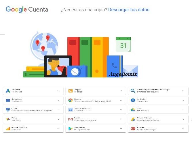 Como eliminar la cuenta de google