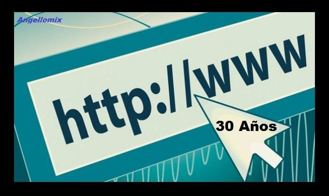 Hoy! los 30 años de la World Wide Web