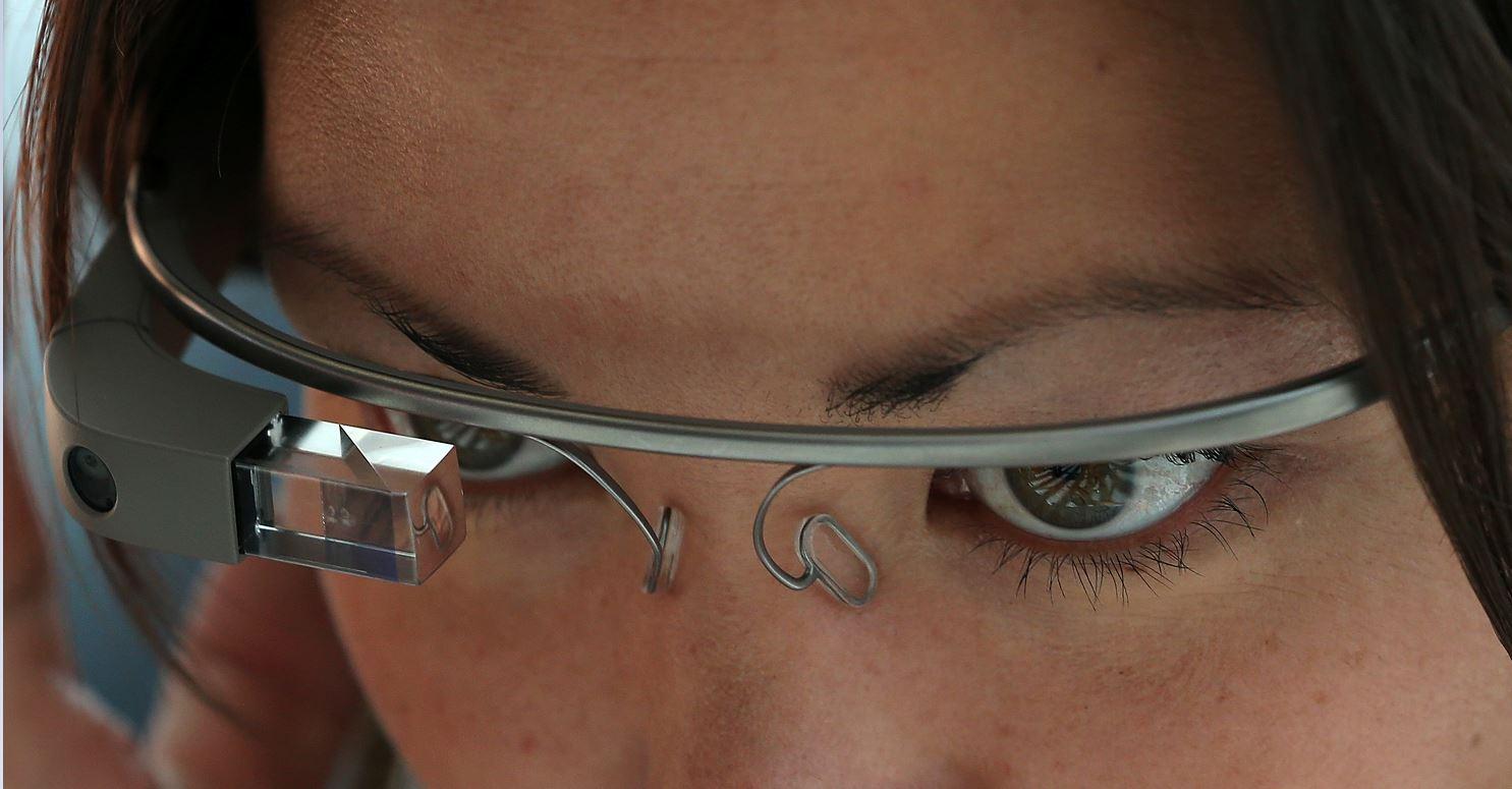 Las Gafas de Google Enterprise Edition 2