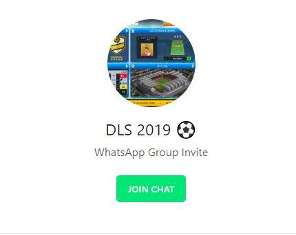 Grupo de whatsapp para DLS 2019