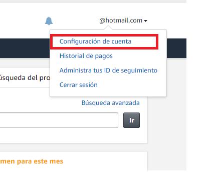 agregar cuentas de sitios web a mi cuenta de afiliados amazon