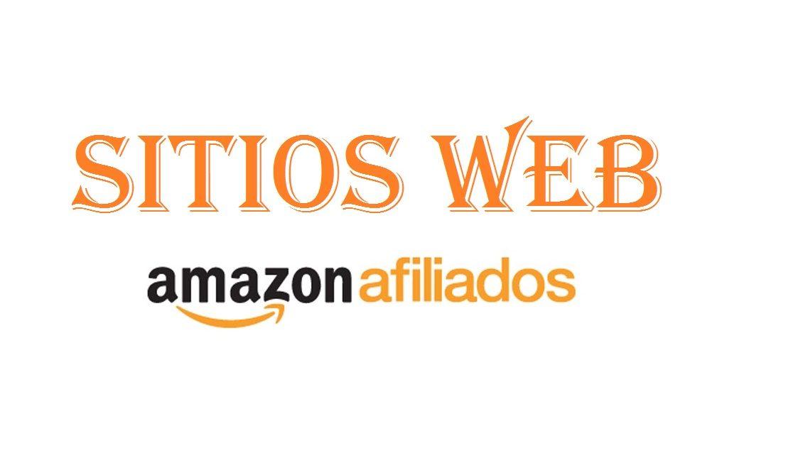 Como Agregar sitios web en  Amazon Afiliados