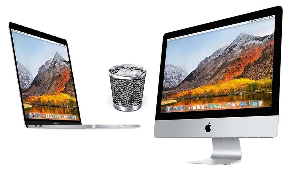 Recuperar archivos borrados de una MAC