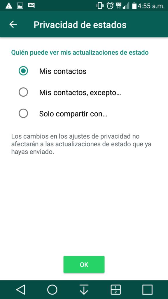 lo mas actual las novedades y caractaristicas de la ultima version de whatsapp plus 2019 15