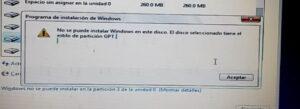 No-se-puede-instalar-Windows-en-este-disco