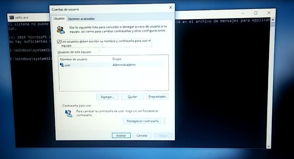 eliminar la contraña de cualquier windows sin acceso