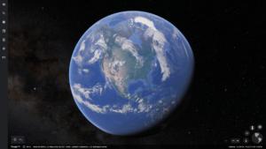 DIVIERTETE CON GOOGLE EARTH
