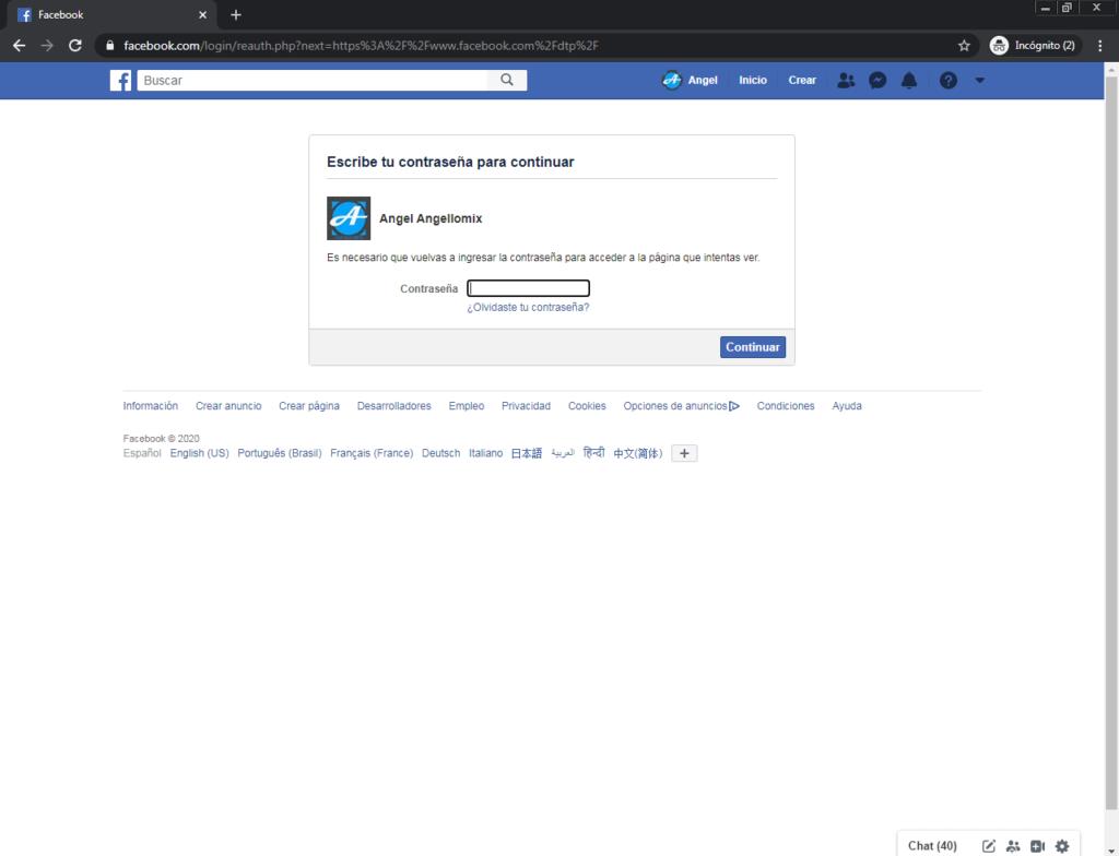 3 enviar tus fotos y videos de facebook a google fotos en automatico paso a paso