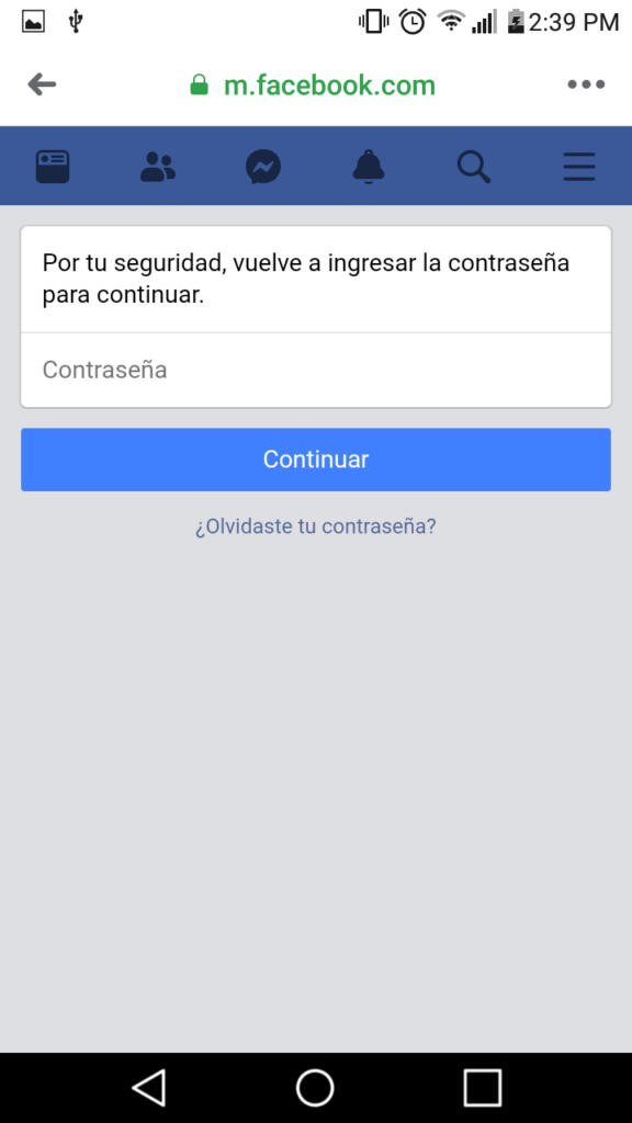 5transferir fotos y videos de facebook a google fotos facil paso a paso
