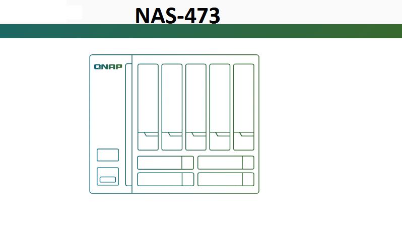NAS 473 limpiar completamente formatear de fabrica