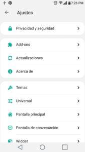 WhatsApp Plus ultima versión actualizada v8.75 de whatsapp plus 2020 configuraciones