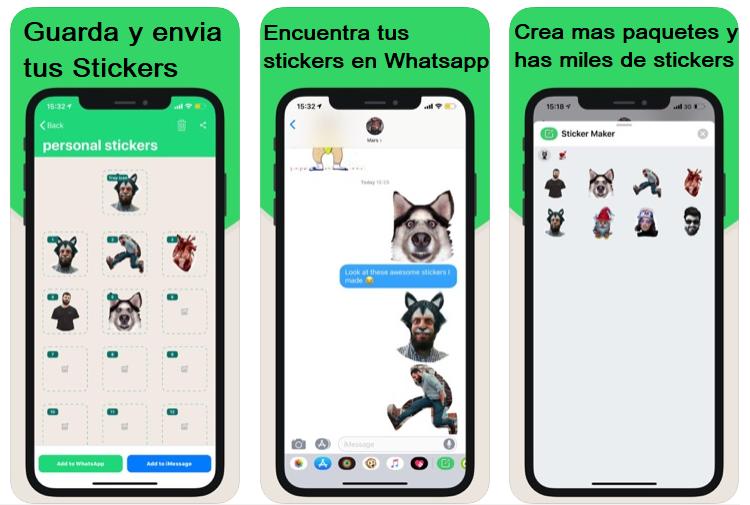como crear stickers para usar en tu whatsapp android o ios
