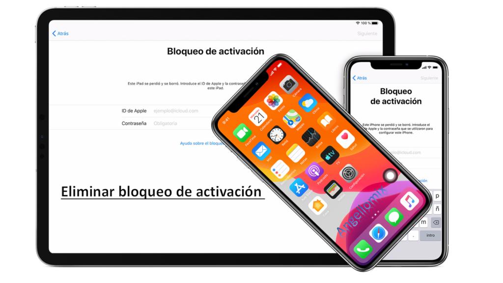 Cómo quitar el bloqueo de activación de iCloud método para iOS 14 en 5min