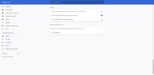 Utilizar aceleración por hardware Google Chrome