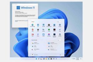 Windows 11 nuevos diseños