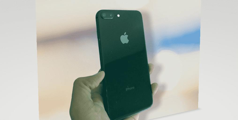 Como configurar la manzana trasera de un iPhone